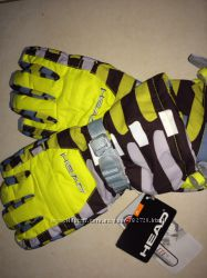 Женские горнолыжные  перчатки разные цвета