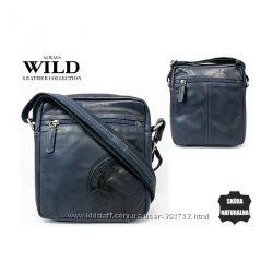 Кожаная мужская сумка Always Wild