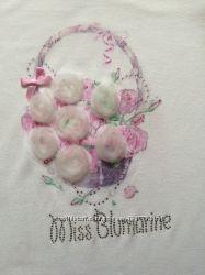 Футболочка и бриджи Miss Blumarine оригинал на рост 136-146
