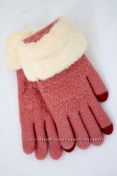 Женские, мужские, детские перчатки, варежки - новый сбор