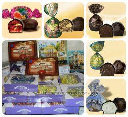 Сухофрукты в шоколадной глазури - новый сбор
