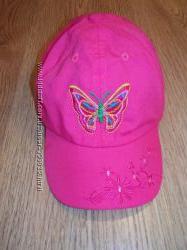 Кепка с бабочкой 50 р