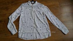 Рубашки PULL&BEAR  и TOPSHOP