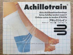 Achillotrain Bauerfeind активный бандаж с силиконовой вставкой