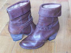 Ботинки Clarks, размер 40, стелька 26 см