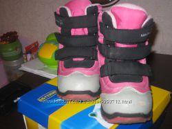 Термо ботинки зимние BG
