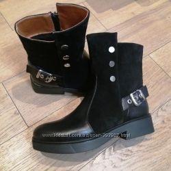 Зимние ботинки модель 2017