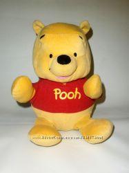 Интерактивная озвученная игрушка -неваляшка, Винни Пух, Fisher-Price