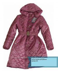 Зимние пальто для девочки 146 рост