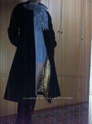 Шикарное шерстяное пальто классика, 83 процента шерсти
