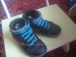 кроссовки-ботинки FILA срочно