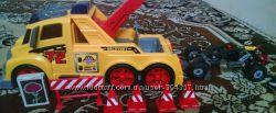 Функциональный автомобиль Эвакуатор Dickie Toys