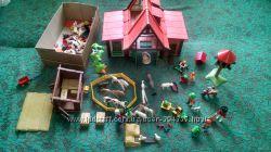 Playmobil, ферма, самый большой раритетный набордоп