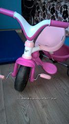 велосипед Smoby  самокат в подарок
