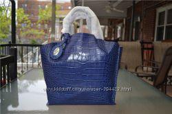 Furla Ink Blue Jucca Shopper , оригинал