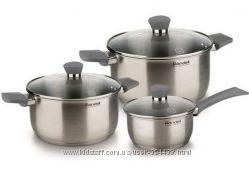 Набор посуды RONDELL RDS-820 Strike, 6 предметов