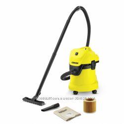 Пылесос хозяйственный Karcher WD 3