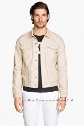 Джинсовая куртка H&M L
