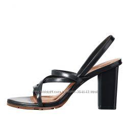 Босоножки на устойчивой каблуке из premium линейки H&M STUDIO, 36, 5-37p
