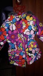 Шикарная куртка-пуховик Hanna Anderson торг
