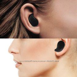 Mini гарнитура Bluetooth V4. 0 EDR незаметная A2DP черного цвета