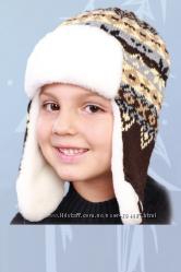 Шапка ушанка Назарий 52-54 зима