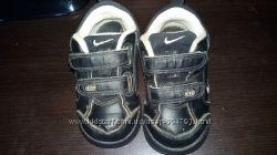 Кожаные кроссовки Nike для мальчика