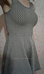 Фактурное платье primark
