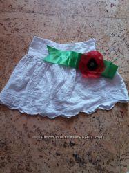 Батистовая юбка Angel mone