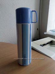 Термос Lessner  0, 5 л можно пить с самого термоса и из чашки