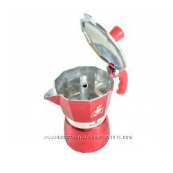 Кофеварка гейзерная на 6 чашек Австрия BERLINGER HAUS