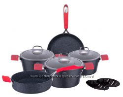 Набор посуды Black Stone Touc немецкого производства ВН-1166