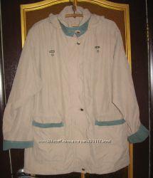 куртка-ветровка 52-54 размер