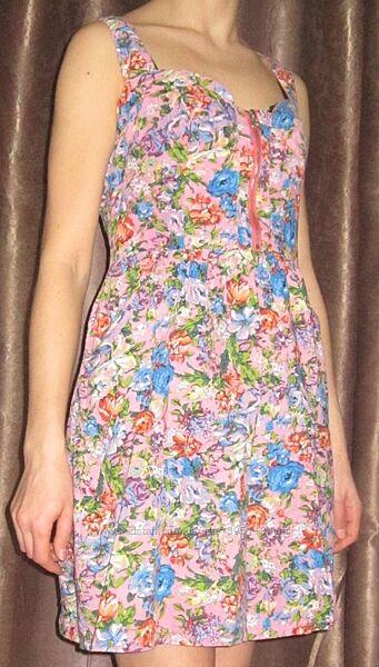 Сарафан в цветок Glamorous M-L