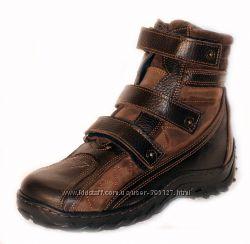 Ботинки зимние STAFF
