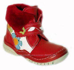 Ботиночки зимние Red Kids
