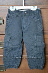 Штанишки для мальчика на рост 86 см