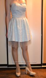 Нарядное платье бюстье new york laundry на большую грудь