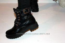 ботинки зима в стиле casual