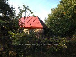 Земельный участок 45 соток с домом в с. Бузуков, 20 км от г. Черкассы