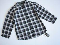 Стильная рубашка Dunnes р2-3 года