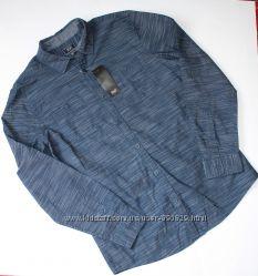 Мужская рубашка F&F размер М