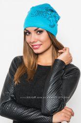 Женские шапки демисезонные, зимние. Большой модельный ряд, много цветов