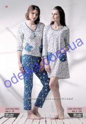 Сорочки женские и пижамы Эллен Отличное качество