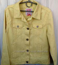 Прикольный пиджачок lswaikiki на девочку 10-12лет, 146-152