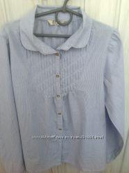 Рубашечка на 10-12 лет. Хорошее качество. Идеальное состояние