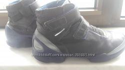 Зимние кожанные ботинки ЕССО Biom с Gore-Tex 39р. 25см-25, 5см