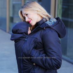 Зимние слингокуртки Love&Carry 3 в 1 Неви