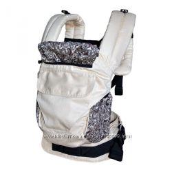 Эрго рюкзак Світ навколо серый, синий, бежевый