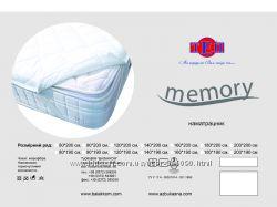 Наматрасник Memory